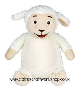 5d5f71a1268e13 Fluffy Lamb - Claire s Craft Workshop