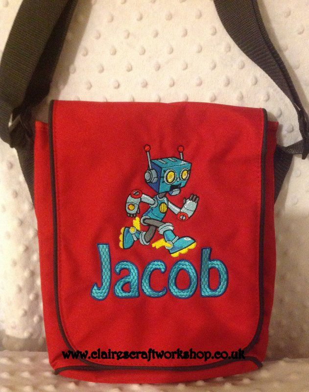 Personalised Bags for Gadgets
