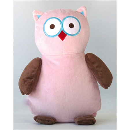 Pink Owl