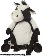 BoBo Buddies Backpack & Reins - Cow